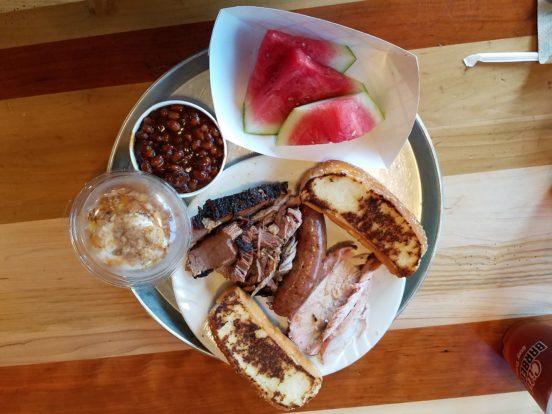 City Barbque Ballantyne Charlotte, NC Brisket, Pulled Pork, Sausage, Turkey